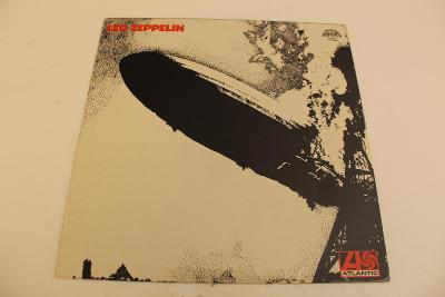 Led Zeppelin - I - top Stav - ČSSR - 1982 - LP