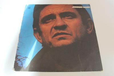 Johnny Cash - Supraphon -Výborný Stav - ČSSR - 1976 - LP