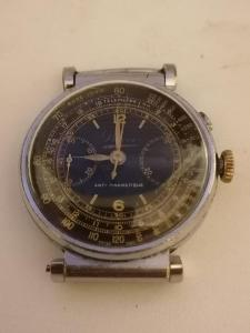 Náramkové hodinky pánské BREVET