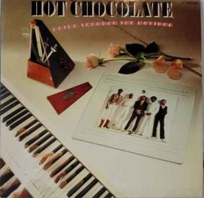 LP Hot Chocolate - Going Through The Motions, 1979 EX