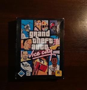 Originální hra GTA Vice city - papírová krabice