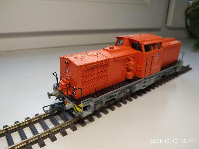 H0 dieselová loko T 476.1 (ř. 745) , ČSD - dummy car