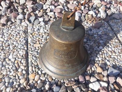 Starý mosazný lodní zvon , PS GRAF-SPEE 1939