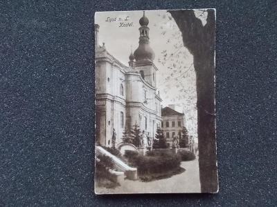 Nymburk Lysá nad Labem kostel