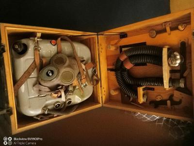 Dýchací přístroj CHIRANA CH255