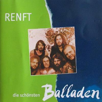 RENFT COMBO - Die Schönsten Balladen -CD 1989 prog rock NDR