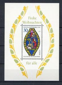 Západní Berlín / West Berlin 1976 Mi.528 aršík MNH **
