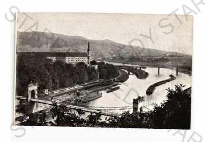 Podmokly Děčín zámek most