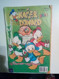 Časopis, Kačer Donald, č. 13/2002