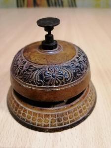 St. pultový zvonek