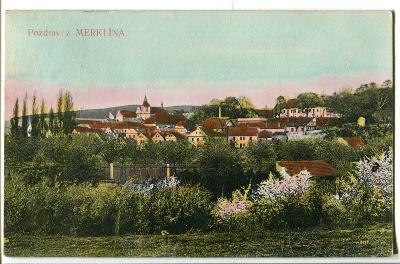 Merklín, Plzeň jih