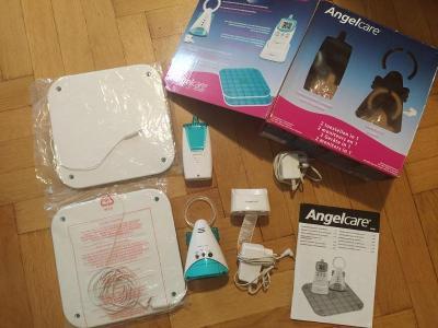 Monitor dechu a chůvička Angelcare vadný displej