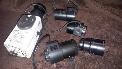 Kamery Bezpečnostní kamery top stav Jvc