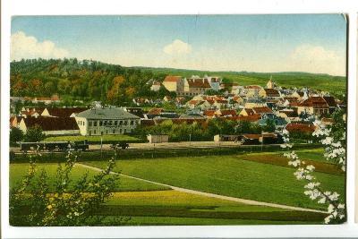 Horšovský Týn, Domažlice, nádraží