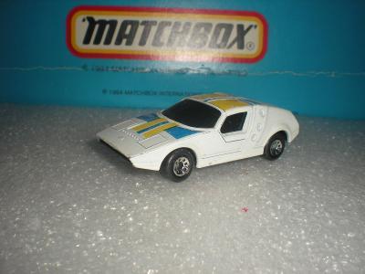 Matchbox Super G.T. Siva  Spyder r.1985 ENGLAND!!
