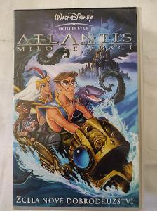 VHS Atlantis Milo se vrací