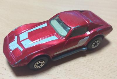 Matchbox-62D Chevrolet Corvette