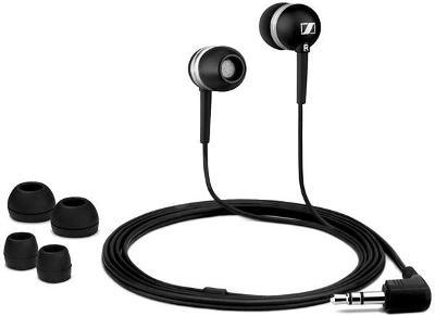 Nefunkční a pouze pro podnikatele: Sluchátka Sennheiser CX 300-II