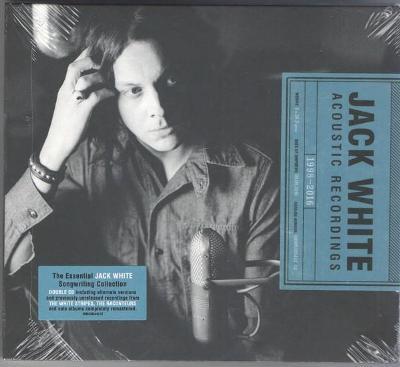 💿 2CD JACK WHITE – Acoustic Recordings 1998-2016//ZABALENO