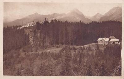 SLOVENSKO - V.TATRY - PANORAMA -2-NQ44