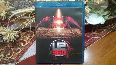 Udělejte si koncert doma! U2 - 360 Tour Live At Pasadena Rose Bowl BD!
