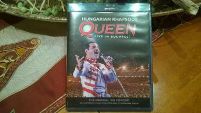 Udělejte si koncert doma! Queen - Hungarian Rhapsody Live In Budapest!