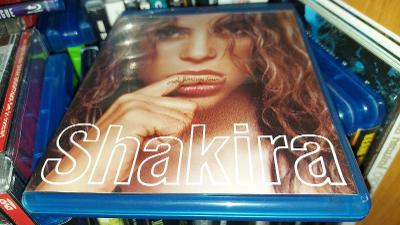 Udělejte si koncert doma! Shakira - Oral Fixation Tour (na CD+Blu-ray)