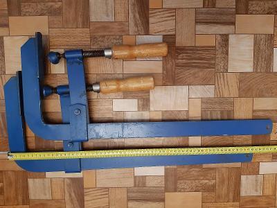 Truhlářské svěrky velikosti 62 cm