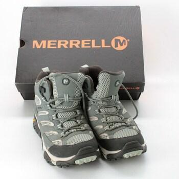 Dámské turistické boty Merrell vel. 40.5