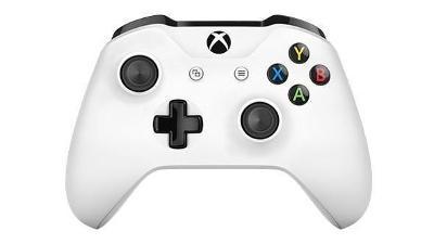 Microsoft Xbox ONE S Bezdrátový ovladač, bílý, model 1708