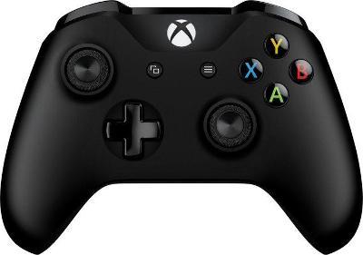 Xbox ONE S Bezdrátový ovladač černý