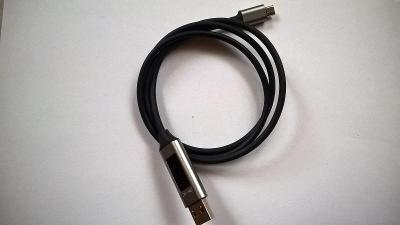 Nabíjecí kabel s měřením