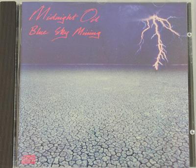 Midnight Oil - Blue Sky Minning (CD)