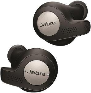 Jabra Elite Active 65t,černá s mikrofónem, bluetooth