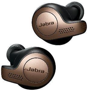 Jabra Elite 65t měděně černá sluchátka s mikrofónem, bluetooth