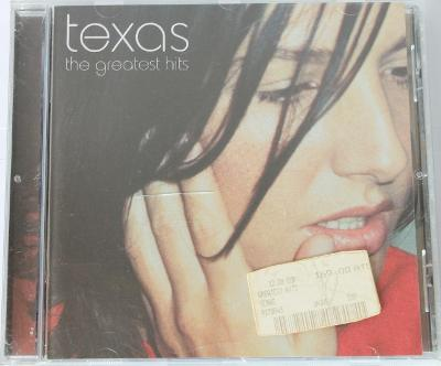 Texas - The Greatest Hits (CD)