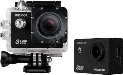 Nefunkční a pouze pro podnikatele: Outdoorová kamera Sencor 3CAM 2001