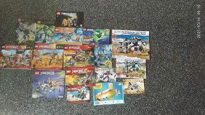 LEGO návody