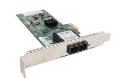 Síťová karta na optický kabel LR-Link