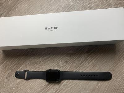 Chytré hodinky Apple Watch Series 3 38mm GPS