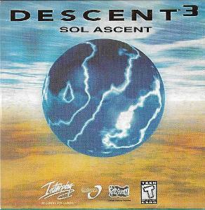 DESCENT 3 - SOL ASCENT - SCORE