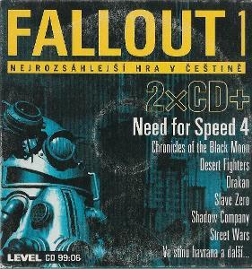 FALLOUT 1 - LEVEL CD 99:06