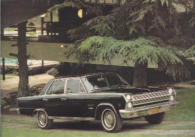 Renault Ambassador 990 Rambler