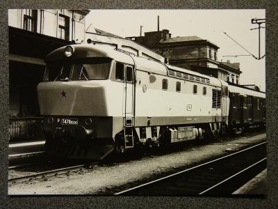 Lokomotiva T 478.1004, Plzeň 1967