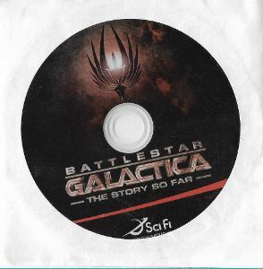 BATTLESTAR GALACTICA - THE STORY SO FAR