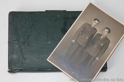 Válečný deník , 1944 (K.Hošek ,Ledvice)   (k1)