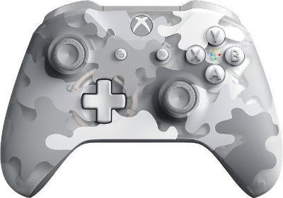 Xbox ONE S Bezdrátový ovladač, Arctic Camo (PC, Xbox ONE)