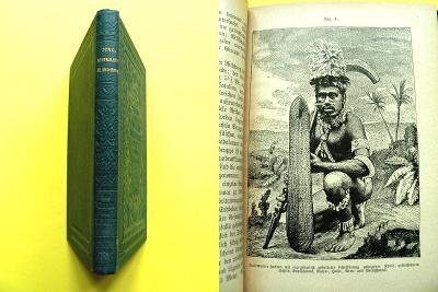Der Weltteil Australien3  Melanésie2 Polynésie1 (1883)