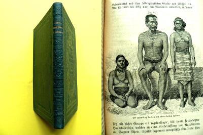 Der Weltteil Australien4  Polynésie2 Nový Zéland Mikronésie (1883)
