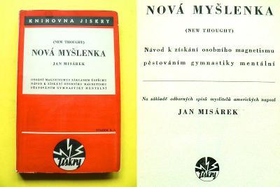 Nová myšlenka  Osobní magnetismus základem úspěchu (1939)